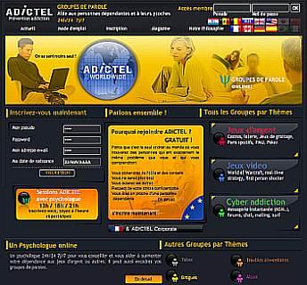 www.adictel.com | aide aux personnes dépendantes et à leur proches