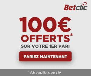 www.Betclic - Pari en ligne