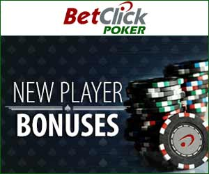 BetClic Poker - 200% Bonus up to $2000 + Welcome FreeRolls