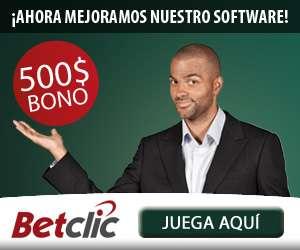 www.betclic.com | En Betclic Poker tiene 200% de bono hasta 200 euros