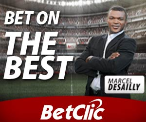 BetClic - Sports Betting: £30 first deposit bonus
