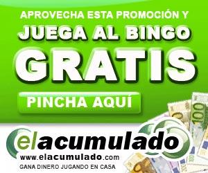 www.elacumulado.es | Juega al Bingo desde casa