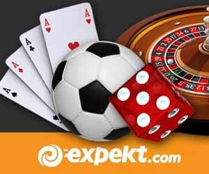 Expekt.com Casino : 100% de Bonus, pouvant atteindre 200 €