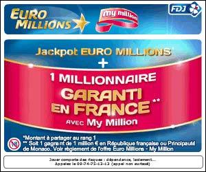 www.fdj.fr | Tirage Euro Millions - Il n'y a que Euro Millions pour gagner autant de millions