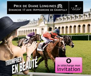 Invitation gratuite au Prix de Diane Longines du 17 mai 2012
