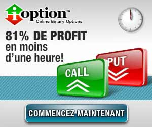 iOption - Trader à partir de 10€ plus de 95 actifs