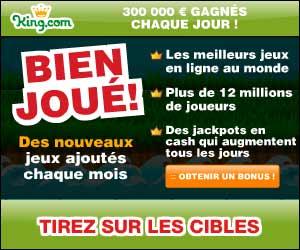 www.King.com - Plus de 15 millions de jeux