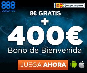 LuckyAcePoker.com operado por 888 Poker