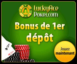 LuckyAce Poker - LuckyAcePoker.com
