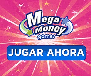 MegaMoneyGames.com | Jugar a las tarjetas de rasca y gana en línea. Bono de 7,00 euros Gratis y 300% de Bonos.