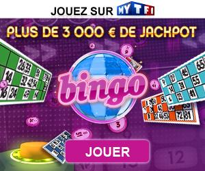 MyTF1 - 1ère partie de Bingo offerte