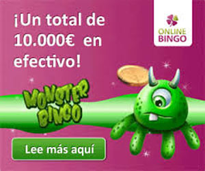 www.OnlineBingo.eu | Bingo de 75 y 90 bolas: gane hasta 10000€ en efectivo