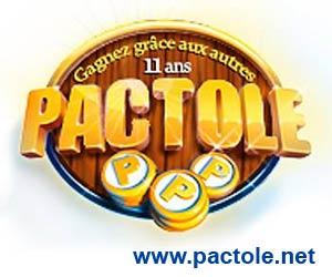 Pactole.Net - site de jeux 100% gratuits