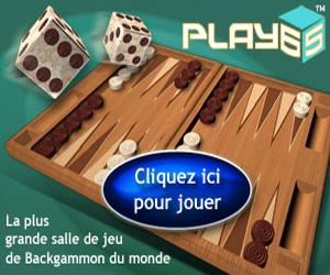 www.Play65.com - www.Play65.fr - www.Jouez65.com - Backgammon en ligne