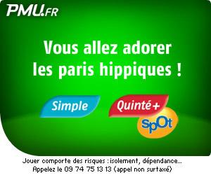 PMU.fr Paris Hippiques