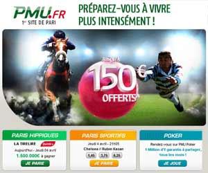 PMU Sport et Turf : retour du bonus de 150 euros