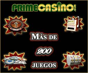 www.PrimeCasino.com | 100 € de bono para nuevos miembros