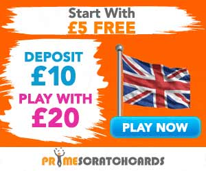 www.PrimeScratchCards.com | Get £5 Free to Scratch Now