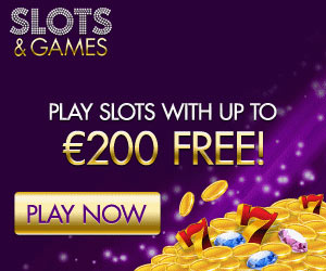 Play Online Slots and Games at SlotsandGames.com