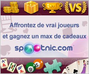 Spootnic.com : 1ère plateforme de jeux d'adresse en France