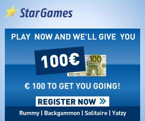 www.StarGames.com | 100 Euros Free Bonus