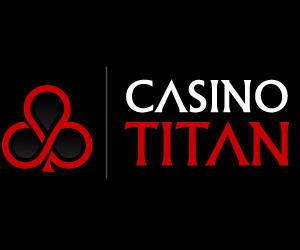 Casino Titan : Bonus de bienvenue de 400% jusqu'à 3000€