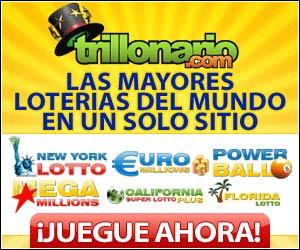 www.Trillonario.com | las loterías oficiales más importantes del mundo