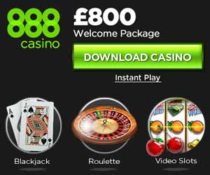 uk.888.com: Casino Games for UK Gamblers