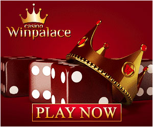 Win Palace: welcome bonus up to $1000