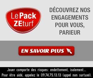 ZEturf - Découvrez le pack ZEturf