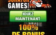 Scratch Games : Bonus 1er dépôt de 100% jusqu'à 200 euros