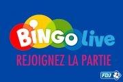 Bingo Live® de la FDJ