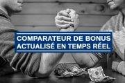 Comparateur automatique de bonus
