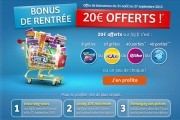 FDJ offre 20 euros pour jouer en ligne