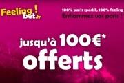 Feeling Bet : 100% paris sportifs