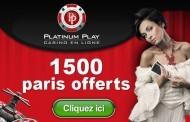 Platinum Play Online Casino