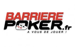 Barrière Poker logo