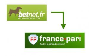 Betnet devient France-Pari