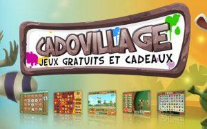 CadoVillage - Jeux gratuits et cadeaux