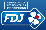 FDJ : 10 euros offerts à l'inscription