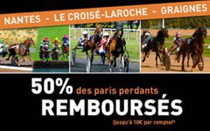 GENYbet - Paris perdants remboursés