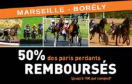 GENYbet : 50% des paris perdants remboursés le 07/09/12