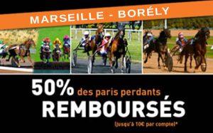 GENYbet - Paris perdants remboursés Marseille Borély