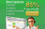 StartOptions : options binaires