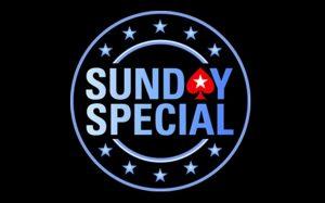 Sunday Special de Pokerstars