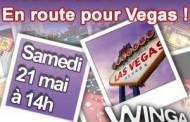Winga Poker : Gagnez un package pour Las Vegas