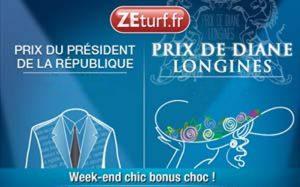 ZEturf Prix de Diane Longines